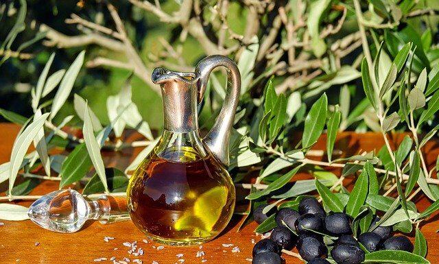 oleje właściwości